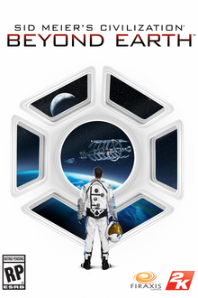 Box art for the game Sid Meier's Civilization Beyond Earth