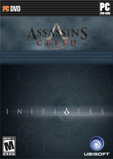 Box art for the game Assassin's Creed Initiates