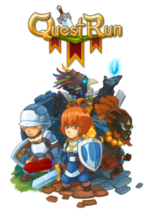 Box art for the game QuestRun