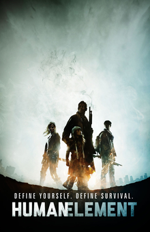 Box art for the game Human Element