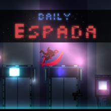 Box art for the game Daily Espada