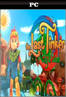 Box art for the game The Last Tinker: City of Colors