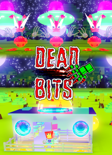 Box art for the game Dead Bits