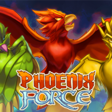 Box art for the game Phoenix Force