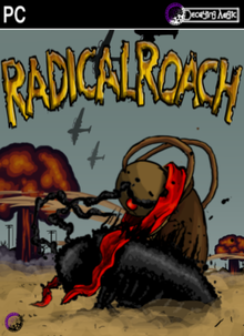 Box art for the game RADical ROACH