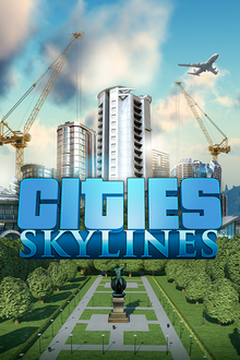 Capa do jogo Cities: Skylines