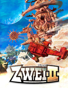 Box art for the game Zwei 2