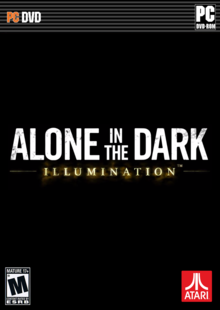 Box art for the game Alone in the Dark: Illumination