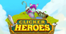 Box art for the game Clicker Heroes