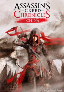 Capa do jogo Assassin's Creed Chronicles: China