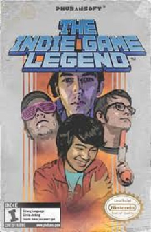 Capa do jogo The Indie Game Legend