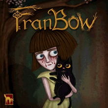 Box art for the game Fran Bow