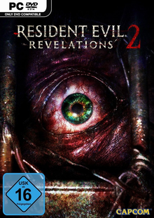 Box art for the game Resident Evil Revelations 2