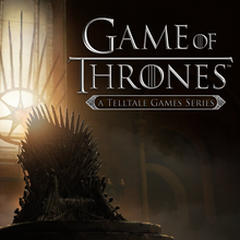 Box art for the game Game of Thrones: A Telltale Game Series
