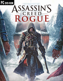 Box art for the game Assassin's Creed Rogue