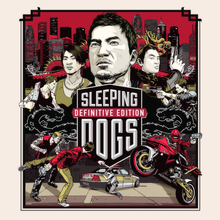 Capa do jogo Sleeping Dogs: Definitive Edition