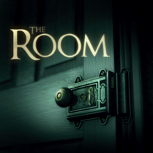 Box art for the game The Room