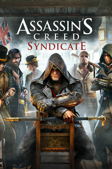Box art for the game Assassin's Creed Syndicate