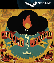 Box art for the game The Flame in the Flood