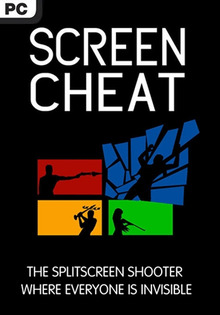 Box art for the game Screencheat