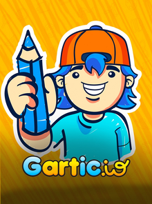 Box art for the game Gartic