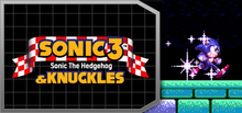 Box art for the game Sonic 3 and Knuckles