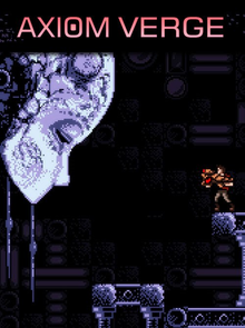 Box art for the game Axiom Verge