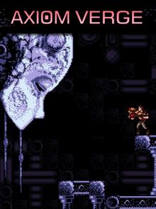 Capa do jogo Axiom Verge