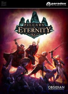 Box art for the game Pillars of Eternity
