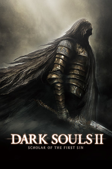 Box art for the game Dark Souls II: Scholar of the First Sin