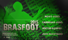 Box art for the game Brasfoot 2015