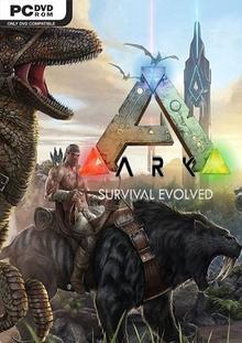 Box art for the game ARK: Survival Evolved