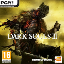 Box art for the game Dark Souls lll