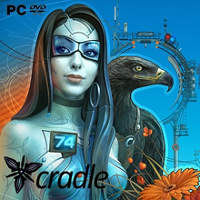 Box art for the game Cradle