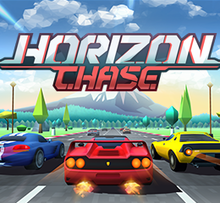 Box art for the game Horizon Chase