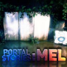 Box art for the game Portal Stories: Mel