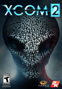Box art for the game XCOM 2