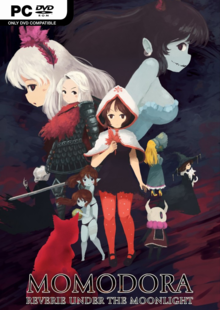 Box art for the game Momodora: Reverie Under the Moonlight