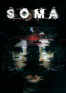Box art for the game SOMA