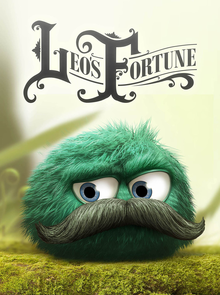 Box art for the game Leo's Fortune