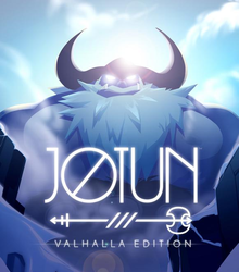 Box art for the game Jotun