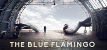 Box art for the game The Blue Flamingo