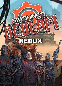 Box art for the game Skyshine's BEDLAM