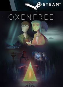 Box art for the game Oxenfree