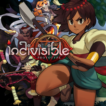 Box art for the game Indivisible