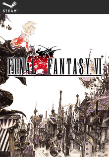 Box art for the game Final Fantasy VI
