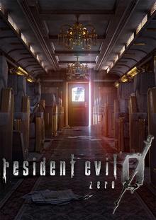 Box art for the game Resident Evil Zero HD Remaster