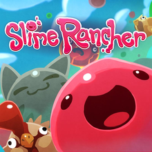 Box art for the game Slime Rancher