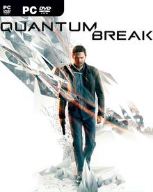 Capa do jogo Quantum Break