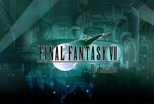 Box art for the game Final Fantasy VII: Re-Imagined